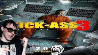 Пипец 3 каким он будет Kick-Ass 3!?