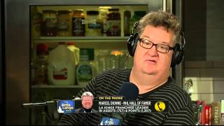 The Artie Lange Show - Marcel Dionne - On the Phone