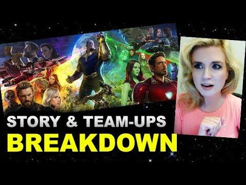 Avengers Infinity War BREAKDOWN - Beyond The Trailer