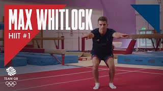 Max Whitlock HIIT workout: Workout Wednesday 02.01.19