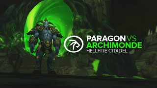 Paragon vs Archimonde Mythic