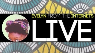 Evelyn On The Internets | Live Stream 9.22.13 (Breaking Bad SPOILERS)