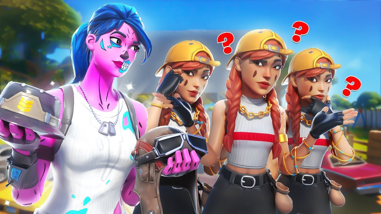 I CHOSE THE YOUNGEST SQUADS FASHION SHOW OUTFITS (gone wrong)