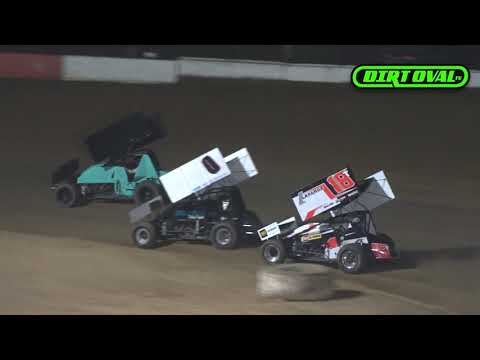 8 12 19 Coos Bay Speedway ISCS Highlights