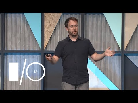 Building High Performance Daydream Apps - Google I/O 2016