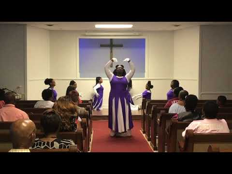 Gracefully Broken by Life Changing Youth Dance Ministry
