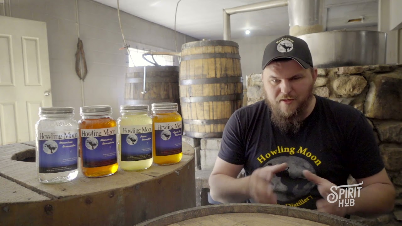 Howling Moon Distillery Video by Spirithub.com