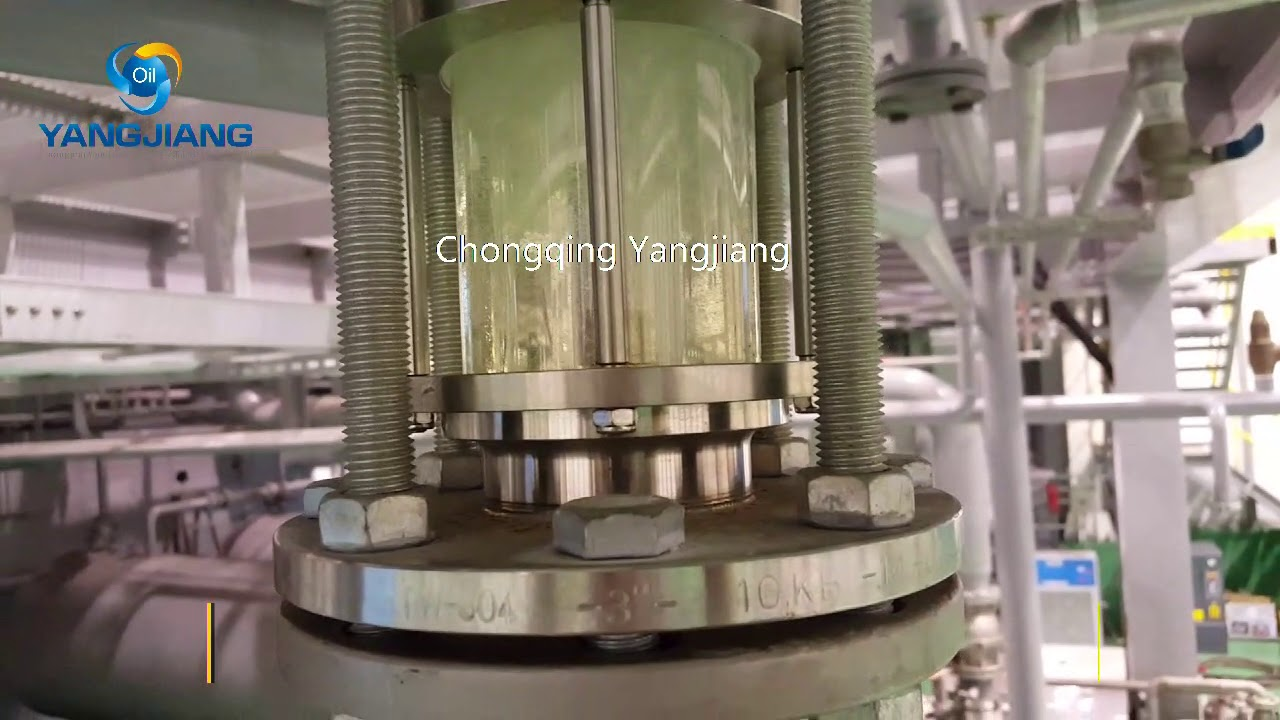 Mini Oil Refining Waste Diesel Gasoline Engine Oil Treatment Machinery Used  Oil Recycling Machine