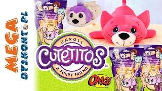 Cutetitos  Burrito z pluszakami  Urocze pieski i kotki