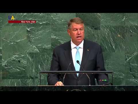 Romanian President Criticizes Ukraine Language Law
