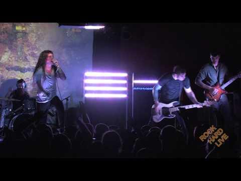 "Underoath - ""Paper Lung"" - on ROCK HARD LIVE"