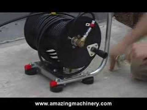 The Drainblaster 2000 The Powerful Way To Clear Drains