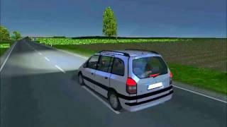 Racer: free game Multiplayer (Links) Opel Zafira 2.0 dti Vs Bmw X3