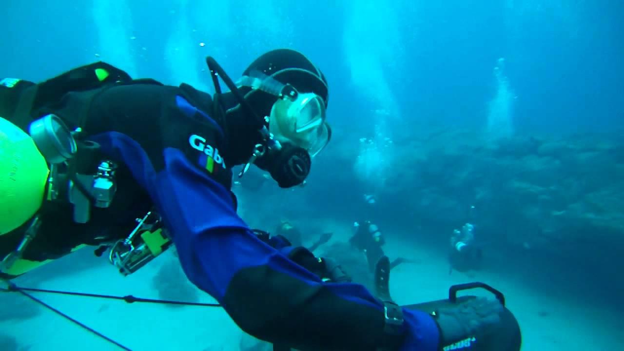 scuba scufundări pierde in greutate)