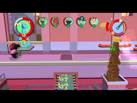 Happy Tree Friends False Alarm Game- Candy Factory 1-1  For Xbox 360