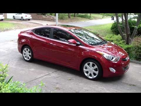 2011 Hyundai Elantra Limited Review