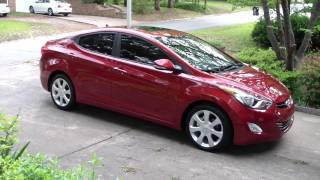 2011 Hyundai Elantra Limited Review