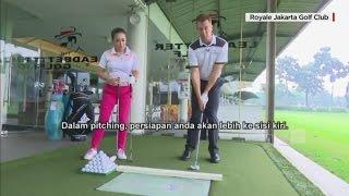 Tips Pitching & Full Swing dalam Golf