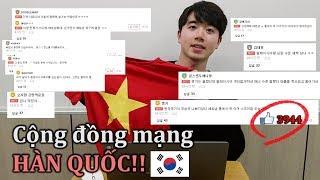 Bóng đá Việt Nam chấn động Hàn Quốc, lập kỉ lục về lượng người xem!!!