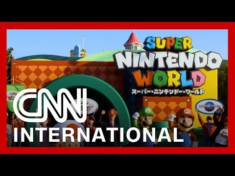 Inside Japan's Super Nintendo World