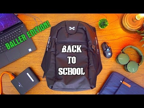 Awesome Back to School Tech 2018! (BALLER Edition)