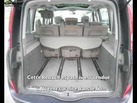 cma pr sente une renault espace iv occasion nogent sur. Black Bedroom Furniture Sets. Home Design Ideas