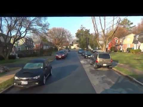 A Drive to Locust Point & Around Baltimore
