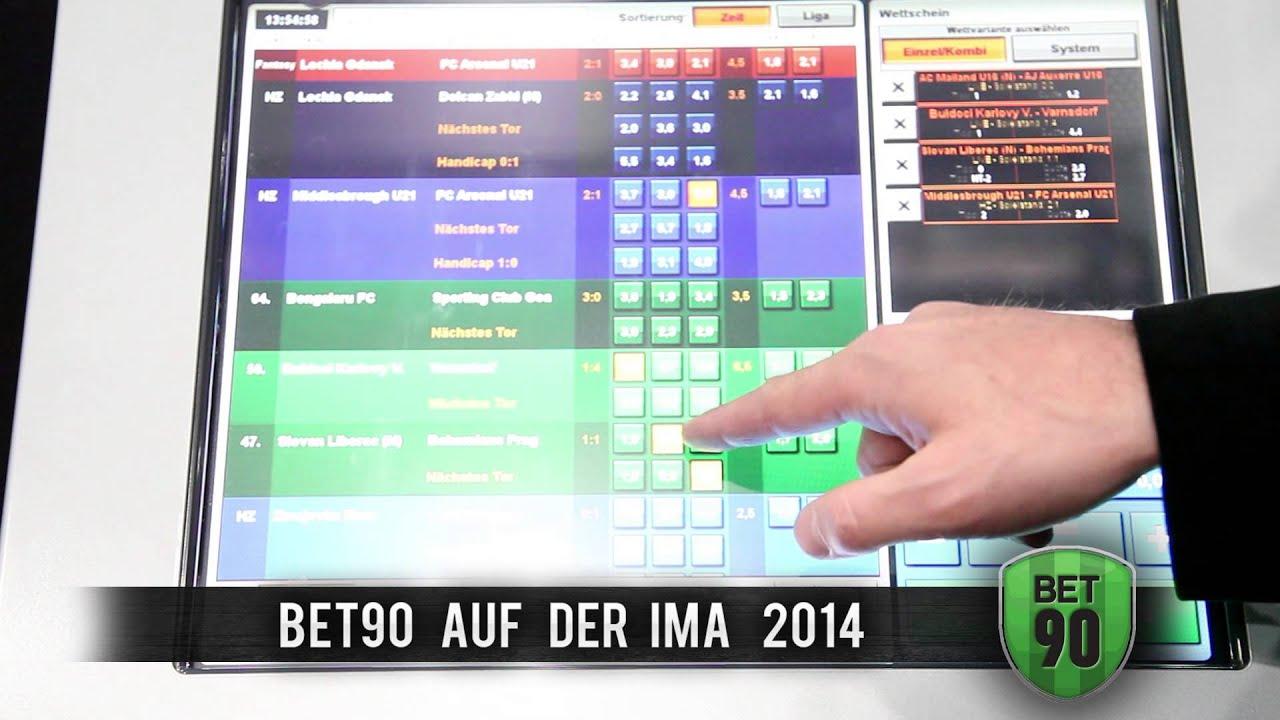 Künstlerisch Bett 90 Referenz Von Bet90 Ima 2014 Düsseldorf (14 - 17.01.2014)