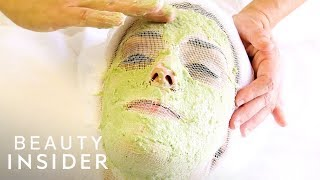 Three-Hour Facial Costs $750