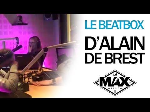 LE BEAT BOX D'ALAIN DE BREST - LA MAX RADIO
