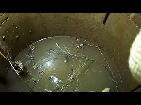 Как устроен колодец для воды
