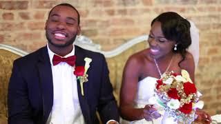 Kenneth and Jasmine Haley Wedding