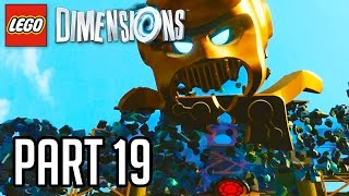lego dimensions walkthrough part 19 lord vortech boss gameplay ps4 xb1 wii u 1080p hd