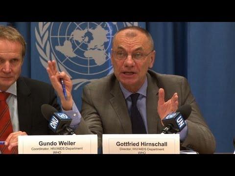 Sida: l'OMS recommande d'élargir l'accès aux antirétroviraux