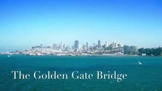 The Golden Gate Bridge and The Lions Gate Bridge