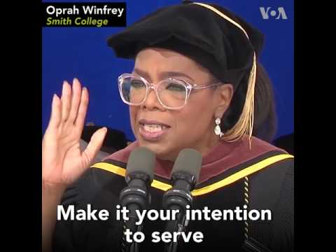 Words of Wisdom: The Best Advice from 2017 commencement speeches