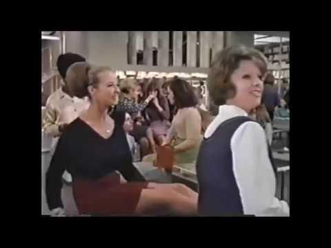 """SEBASTIAN"" Dirk Bogarde, Susannah York, Lilly Palmer. 1-24-1968."