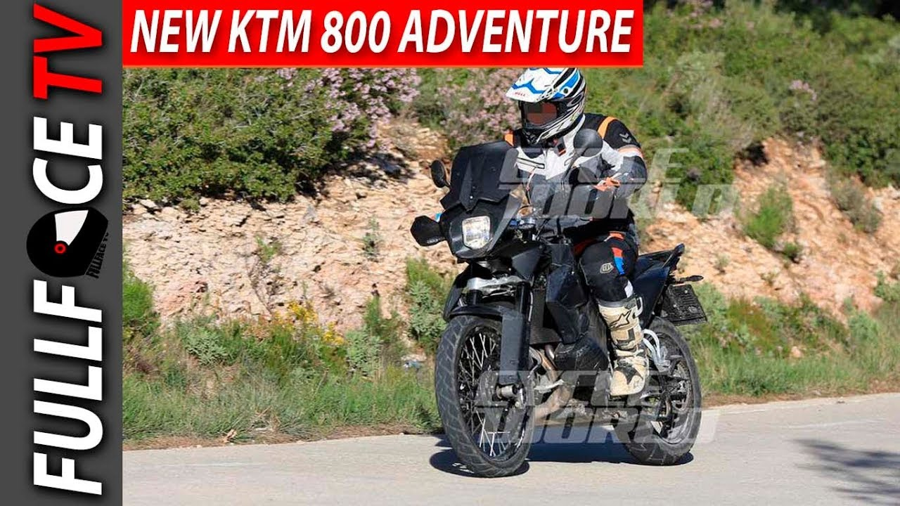 new ktm 800 adventure model - youtube