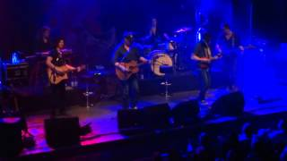 Wingenfelder live in Hannover, Germany - Hey Cowboy - 11-03-16