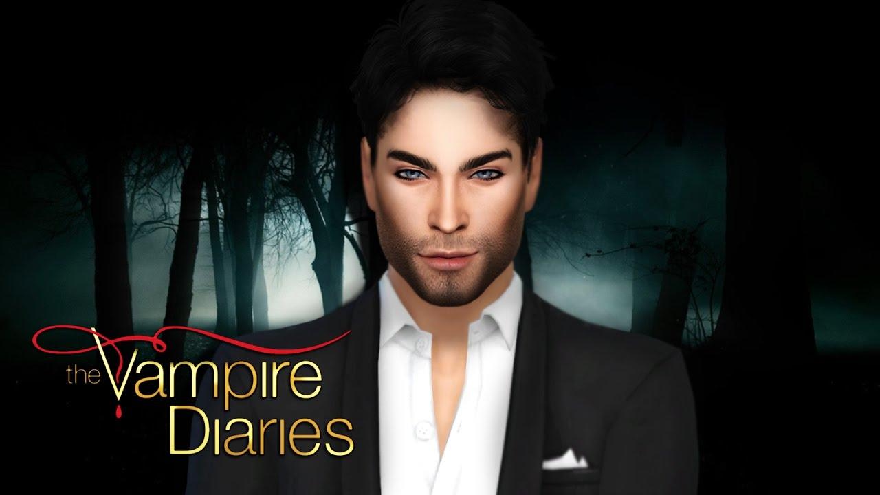 The Sims 4 I The Vampire Diaries Damon Salvatore Youtube