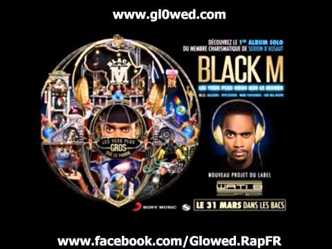 Black M   A Force D'être Officiel Audio