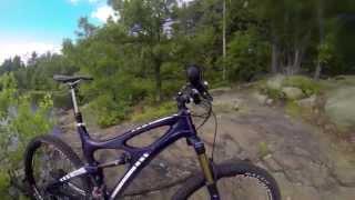 Ibis Cycles Mojo HDR Demo Ride