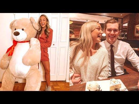 Max's Birthday & Valentines Day Date Night!