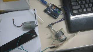 Lập trình vi điều khiển-Phần 45-Đo tốc độ động cơ bằng Encoder với Arduino- Arduino and Encoder 2