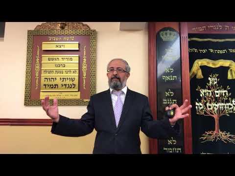 "Rabbi Yinon Kalazan - What is ""Love"" ?"
