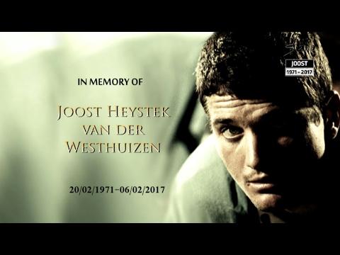 PJ Powers - 'The World In Union' - Joost van der Westhuizen Memorial Service