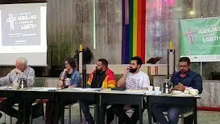 Igrejas e Acolhimento de Famílias e Pessoas LGBTI+