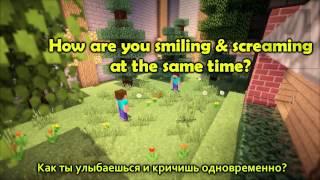 MINECRAFT: Что если скины в Майнкрафте были одинаковы?