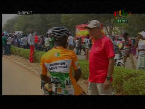 RTB - Arrivée du Tour du Faso 2016 - 3ème partie