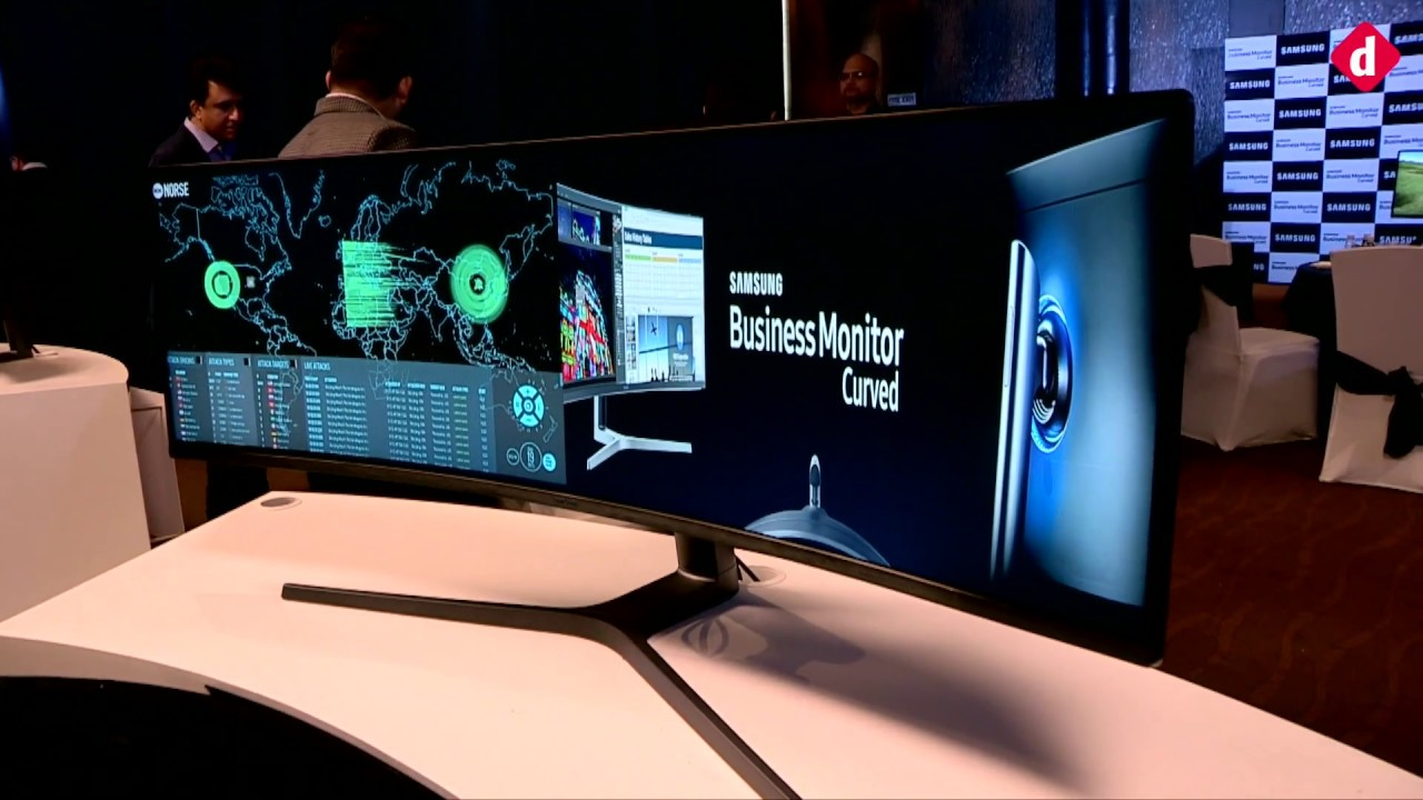 Samsung S 49 Inch Qled Curved Gaming Monitor First Look Digit In